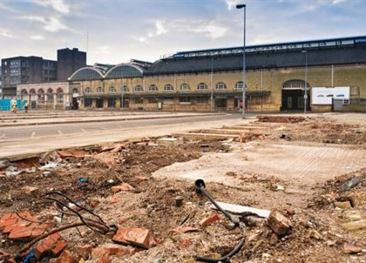 """Converting Brownfields into """"Green"""""""
