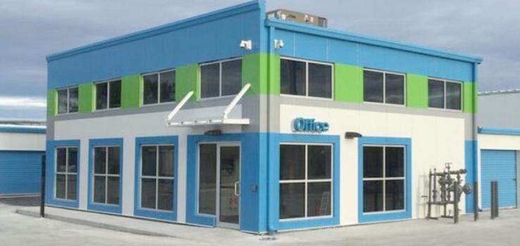 SmartStop Storage Facility, Toronto, Ontario